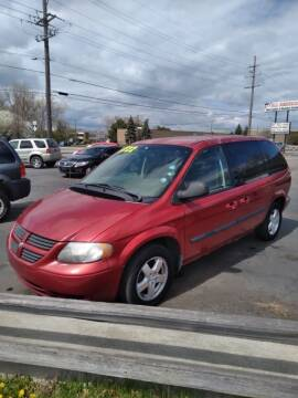 2005 Dodge Caravan for sale at D and D All American Financing in Warren MI