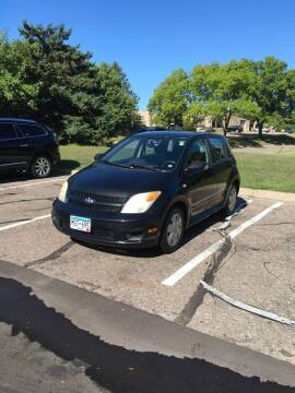 2006 Scion xA for sale at Specialty Auto Wholesalers Inc in Eden Prairie MN