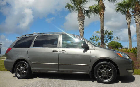2004 Toyota Sienna for sale at Performance Autos of Southwest Florida in Fort Myers FL