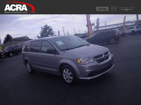 2015 Dodge Grand Caravan for sale at BuyRight Auto in Greensburg IN