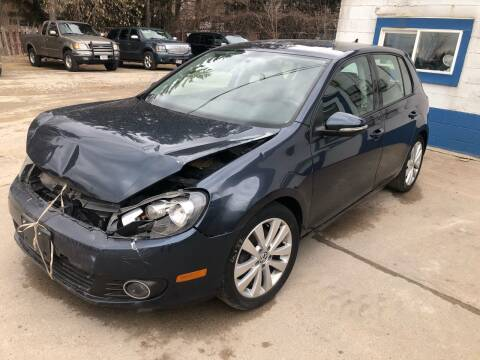 2012 Volkswagen Golf for sale at Don's Sport Cars in Hortonville WI