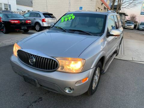 2006 Buick Rainier for sale at Quincy Shore Automotive in Quincy MA