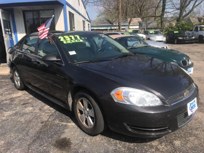 2009 Chevrolet Impala for sale at Klein on Vine in Cincinnati OH