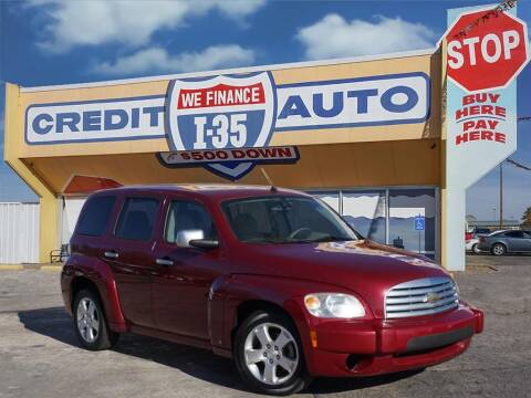 2006 Chevrolet HHR for sale at Buy Here Pay Here Lawton.com in Lawton OK