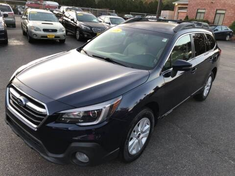2018 Subaru Outback for sale at KINGSTON AUTO SALES in Wakefield RI