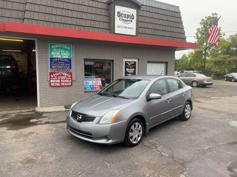 2010 Nissan Sentra for sale at Townline Motors in Cortland NY