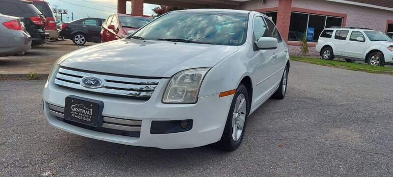 2007 Ford Fusion for sale at Central 1 Auto Brokers in Virginia Beach VA