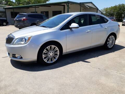 2013 Buick Verano for sale at Yates Brothers Motor Company in Fort Worth TX