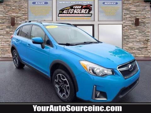 2016 Subaru Crosstrek for sale at Your Auto Source in York PA