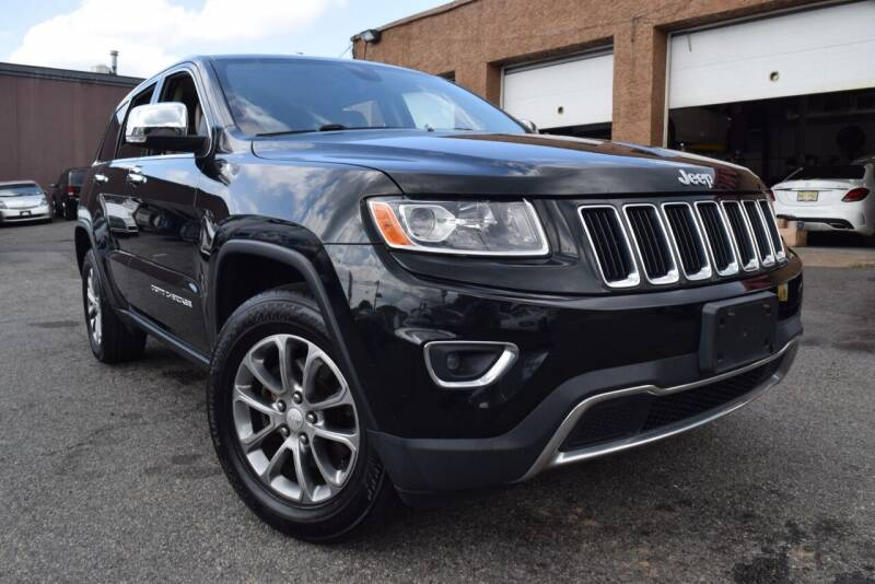 2014 Jeep Grand Cherokee for sale at VNC Inc in Paterson NJ