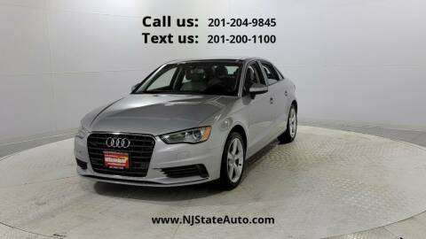 2015 Audi A3 for sale at NJ State Auto Used Cars in Jersey City NJ