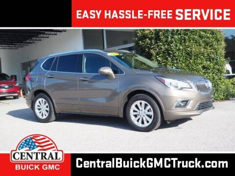 2018 Buick Envision for sale at Central Buick GMC in Winter Haven FL