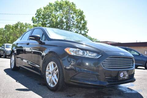 2013 Ford Fusion for sale at Atlas Auto in Grand Forks ND