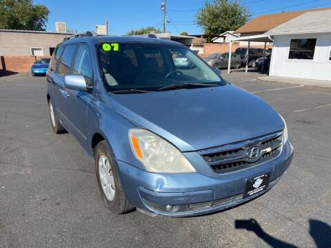 2007 Hyundai Entourage for sale at Robert Judd Auto Sales in Washington UT