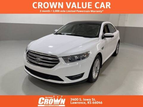 2016 Ford Taurus for sale at Crown Automotive of Lawrence Kansas in Lawrence KS