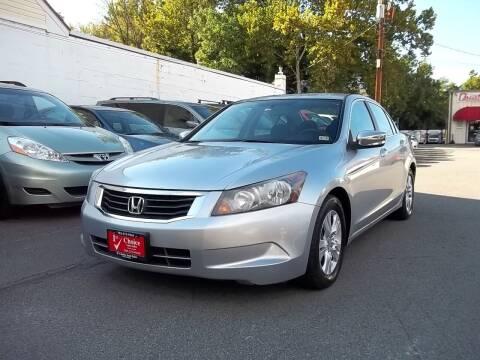 2008 Honda Accord for sale at 1st Choice Auto Sales in Fairfax VA