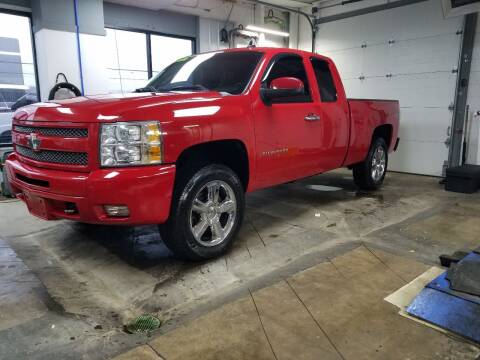 2011 Chevrolet Silverado 1500 for sale at Moores Auto Sales in Greeneville TN
