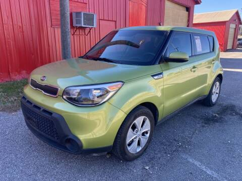 2016 Kia Soul for sale at Pary's Auto Sales in Garland TX