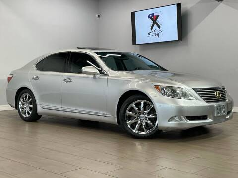2008 Lexus LS 460 for sale at TX Auto Group in Houston TX