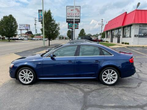 2014 Audi A4 for sale at Select Auto Group in Wyoming MI