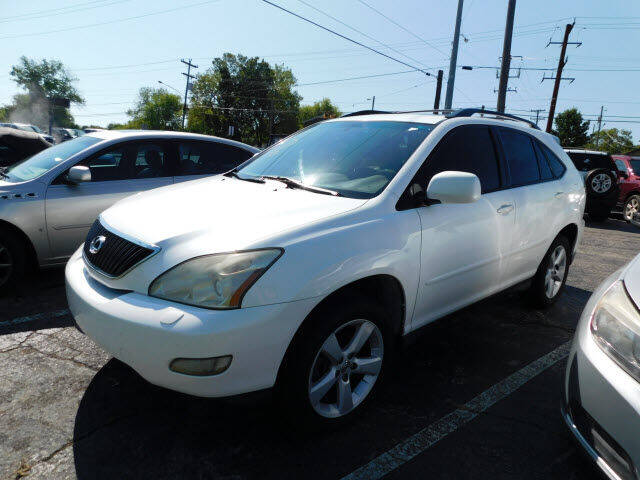 2007 Lexus RX 350 for sale at WOOD MOTOR COMPANY in Madison TN