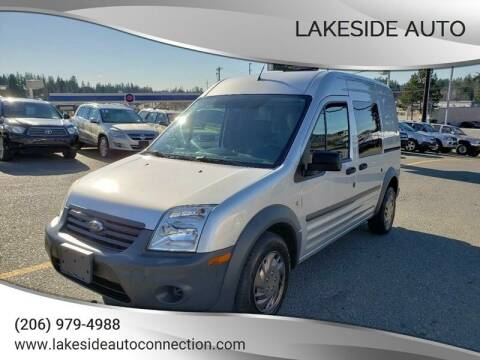 2010 Ford Transit Connect for sale at Lakeside Auto in Lynnwood WA