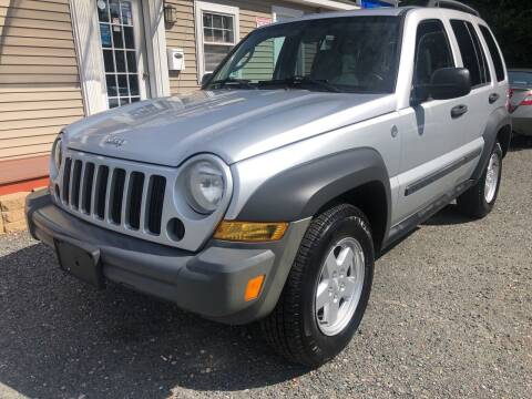 2007 Jeep Liberty for sale at AUTO OUTLET in Taunton MA