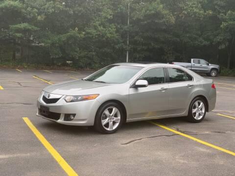 2010 Acura TSX for sale at Pristine Auto in Whitman MA