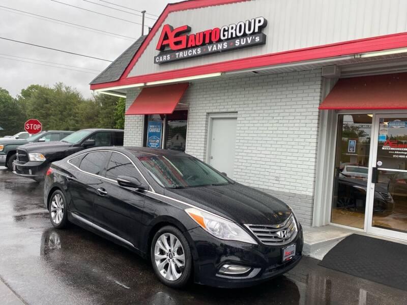 2013 Hyundai Azera for sale at AG AUTOGROUP in Vineland NJ