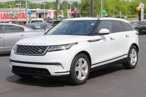 2018 Land Rover Range Rover Velar for sale at Preferred Auto Fort Wayne in Fort Wayne IN