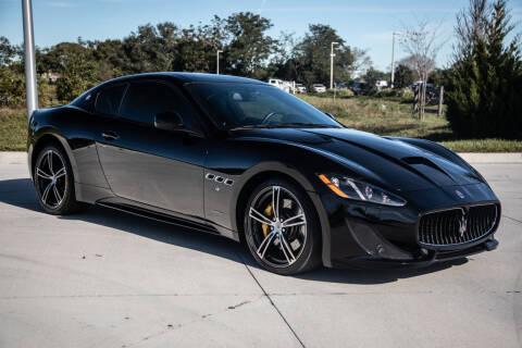 2016 Maserati GranTurismo for sale at Exquisite Auto in Sarasota FL