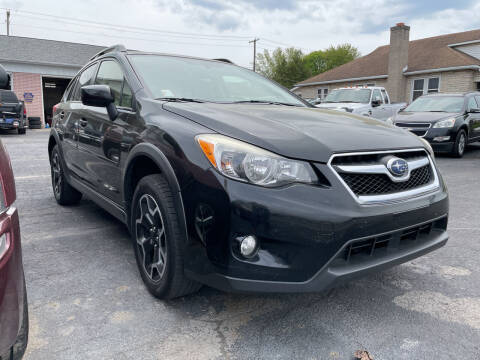 2015 Subaru XV Crosstrek for sale at Rine's Auto Sales in Mifflinburg PA