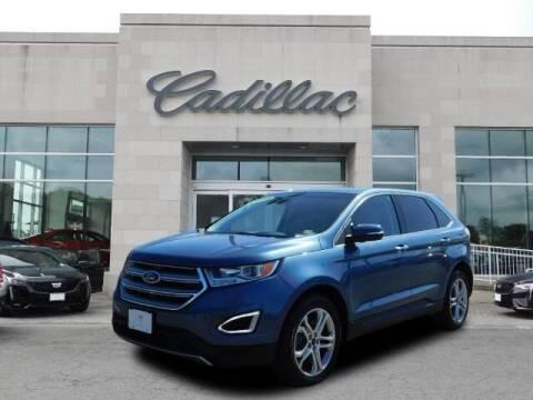 2018 Ford Edge for sale at Radley Cadillac in Fredericksburg VA