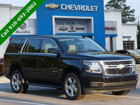 2020 Chevrolet Tahoe for sale at PHIL SMITH AUTOMOTIVE GROUP - SOUTHERN PINES GM in Southern Pines NC