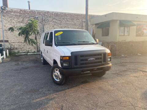 2012 Ford E-Series Cargo for sale at Some Auto Sales in Hammond IN