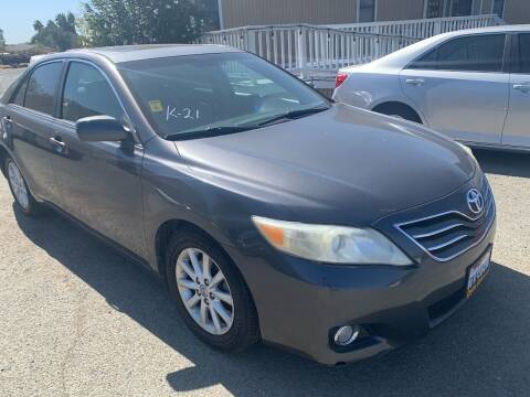 2010 Toyota Camry for sale at Contra Costa Auto Sales in Oakley CA