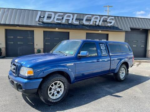 2011 Ford Ranger for sale at I-Deal Cars in Harrisburg PA