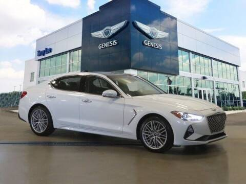 2021 Genesis G70 for sale at Terry Lee Hyundai in Noblesville IN