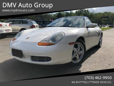 2000 Porsche Boxster for sale at DMV Auto Group in Falls Church VA