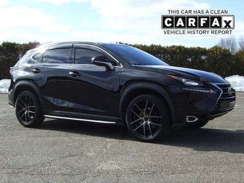 2015 Lexus NX 200t for sale at Atlantic Car Company in East Windsor CT