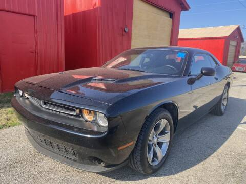 2016 Dodge Challenger for sale at Pary's Auto Sales in Garland TX