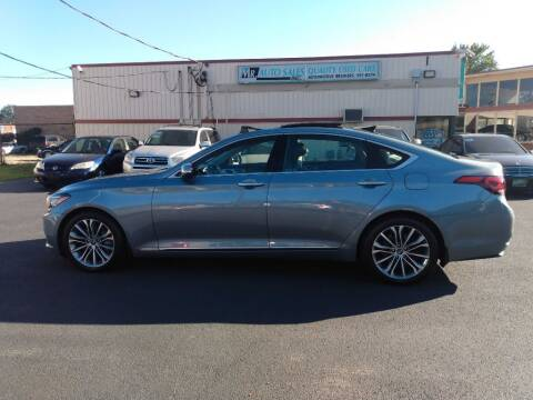 2015 Hyundai Genesis for sale at MR Auto Sales Inc. in Eastlake OH