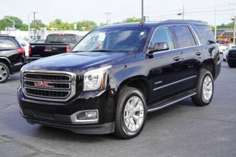 2018 GMC Yukon for sale at Preferred Auto Fort Wayne in Fort Wayne IN