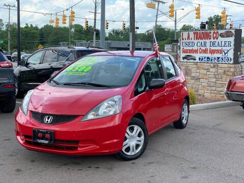 2009 Honda Fit for sale at L.A. Trading Co. Woodhaven - L.A. Trading Co. Detroit in Detroit MI