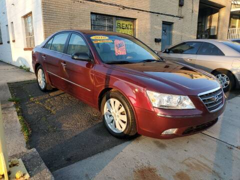 2010 Hyundai Sonata for sale at PARK AUTO SALES in Roselle NJ