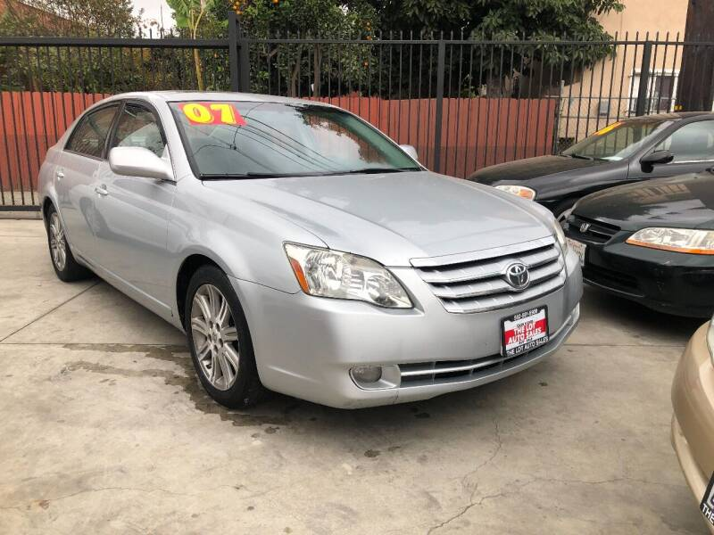 2007 Toyota Avalon for sale at The Lot Auto Sales in Long Beach CA