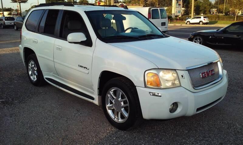 2007 GMC Envoy for sale at Pinellas Auto Brokers in Saint Petersburg FL