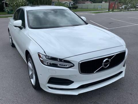 2017 Volvo S90 for sale at Consumer Auto Credit in Tampa FL