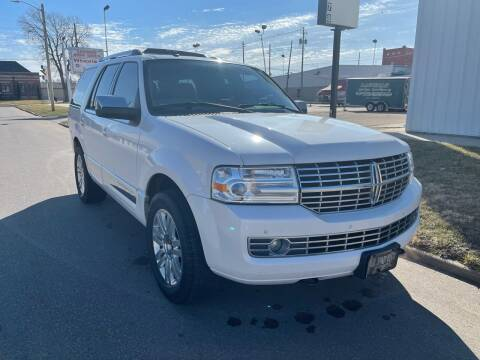 2012 Lincoln Navigator for sale at Paul Spady Motors INC in Hastings NE
