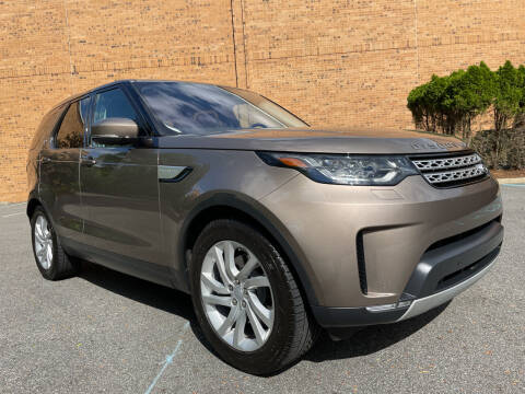2017 Land Rover Discovery for sale at Vantage Auto Wholesale in Moonachie NJ